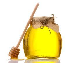 viscosity of honey